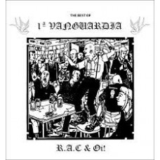 1a Vanguardia  ‎– R.A.C. & Oi!  - CD